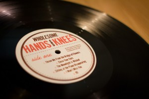 Hands And Knees - Wholesome - Vinyl