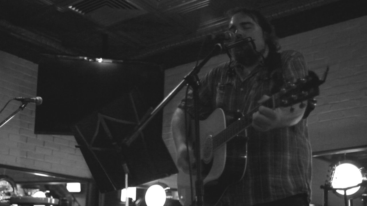 "Nate Leavitt - ""I Came Here Tonight"" @ The Rosebud Bar 8.25.2011"