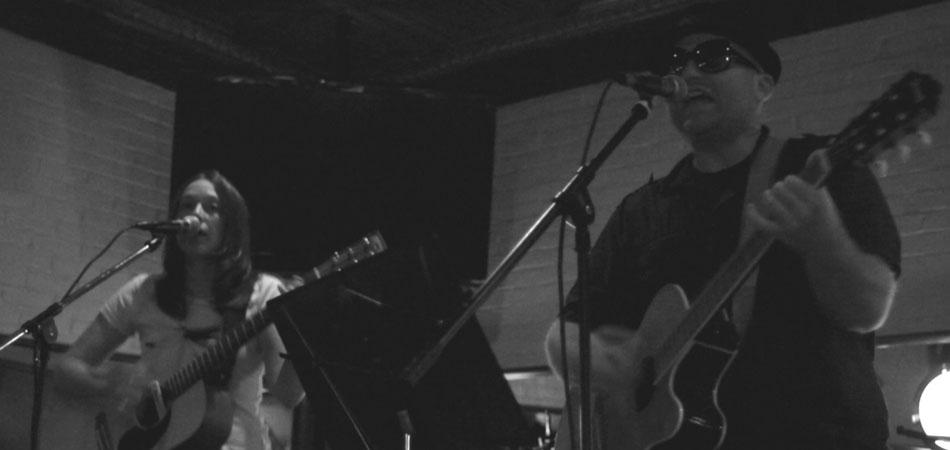"Tad & Kate - ""Car Broke Down"" @ The Rosebud Bar 8.25.2011"