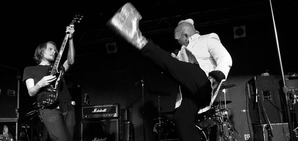 Sidewalk Driver @ Brighton Music Hall 5.18.2012