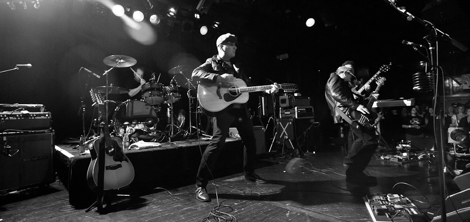 Garvy J. And The Secret Pockets Of Hope And Resistance @ Paradise Rock Club 6.30.2012