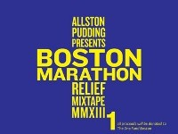 Allston Pudding - Boston Marathon Relief Mixtape (2013)