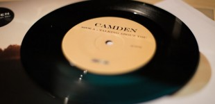 """Camden - """"Talking About You"""" b/w """"You're So Fine"""" (2013)"""