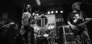 Kenny Chambers And The High Bombs @ T.T. The Bear's Place 9.13.2013