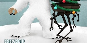 Glamta, Wampa and Toys, Oh My! The Indie Rock Ranger Holiday Spectacular is Saturday Night!