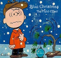 the field effect blue christmas