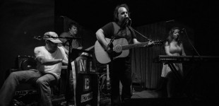 Nate Leavitt @ O'Brien's Pub 7.11.2014