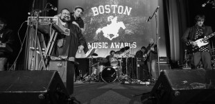 D-Tension's Secret Project @ Boston Music Awards 12.14.2014
