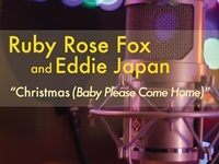 "Eddie Japan w/ Ruby Rose Fox - ""Christmas (Baby Please Come Home)"" (2014)"
