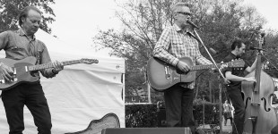 Roy Sludge Trio @ Lexington Battle Green BBQ Festival 5.16.2015