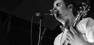 """Matthew Connor - """"Limestone And Yew"""" @ The Middle East Upstairs 6.5.2015"""