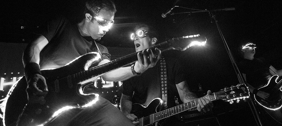The Lights Out @ The Sinclair 8.28.2015