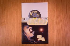 "John Powhida International Airport - ""Daddy's The Man"" b/w ""Surrender To The Disco Knightz"" - Cover"