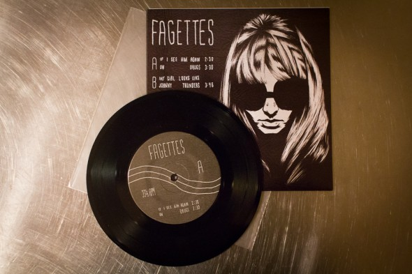 Fagettes - If I See Him Again back
