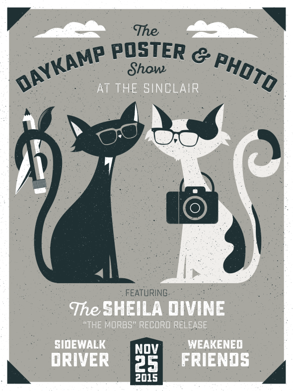 Daykamp Poster Photo Show